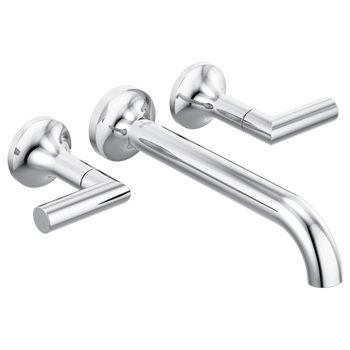 Brizo - Odin Two Handle Wall-Mount Tub Filler