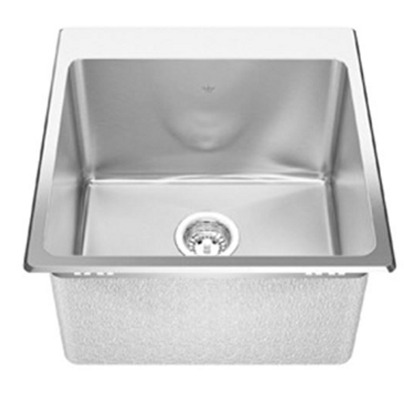 Kindred - Steel Queen Laundry Stainless Steel Sink II