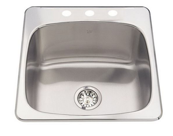 Kindred - Steel Queen Laundry Stainless Steel Sink V
