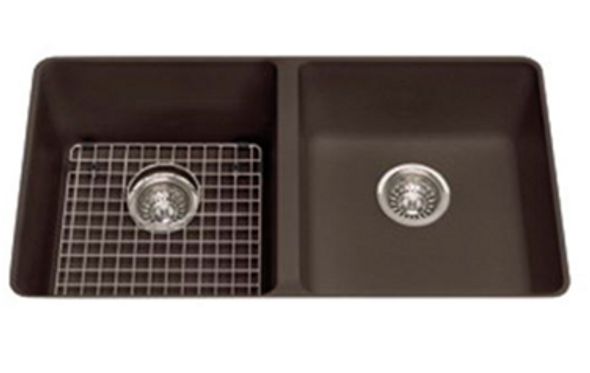 Kindred - Granite Undermount Double Sink IV