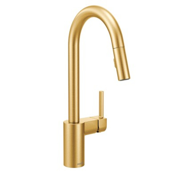 Moen - Align One-Handle High Arc Pulldown Kitchen Faucet