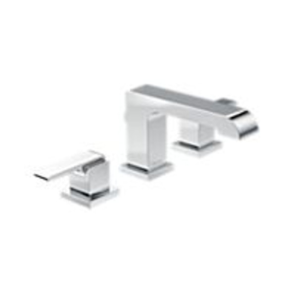 Delta - ARA® Two Handle Widespread Bathroom Faucet