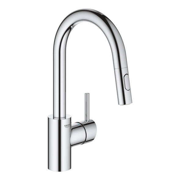 Grohe - Concetto™ Single-Handle Pull Down Bar Faucet
