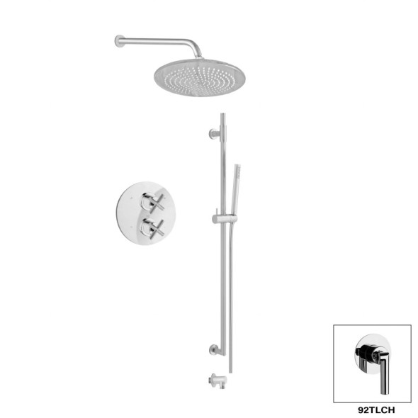 Disegno - Tempo 2 Way Shower System