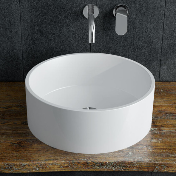 Calma - Bassini Vessel Sink