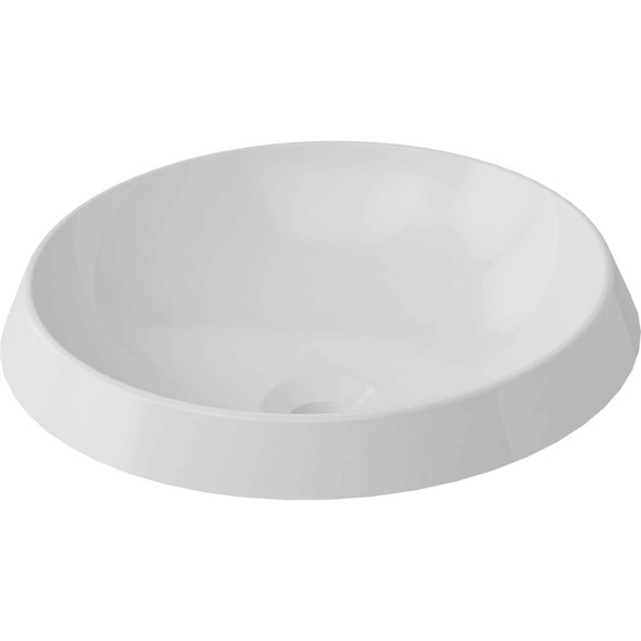 Calma - Rossini Round Vessel Sink
