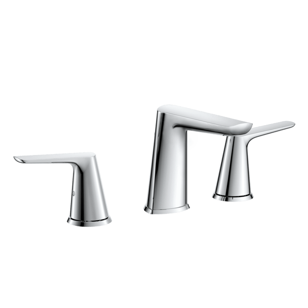 Frederick York - St. Croix Two Handle Widespread Lav Faucet