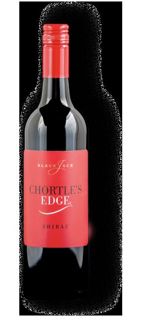 2018 Blackjack Chortle's Edge Shiraz