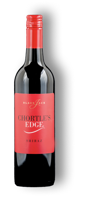 2018 Blackjack Chortle's Edge Shiraz