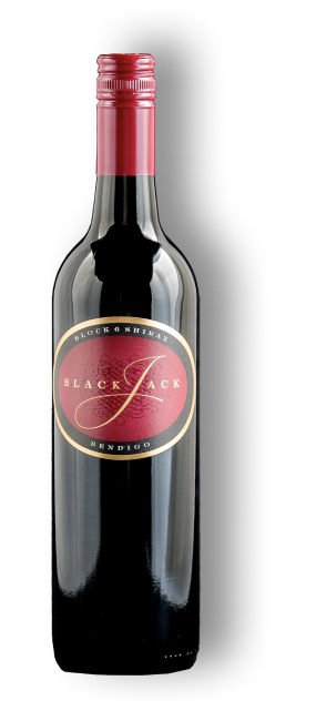 2018 Blackjack Block 6 Shiraz
