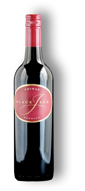 2018 Blackjack Shiraz