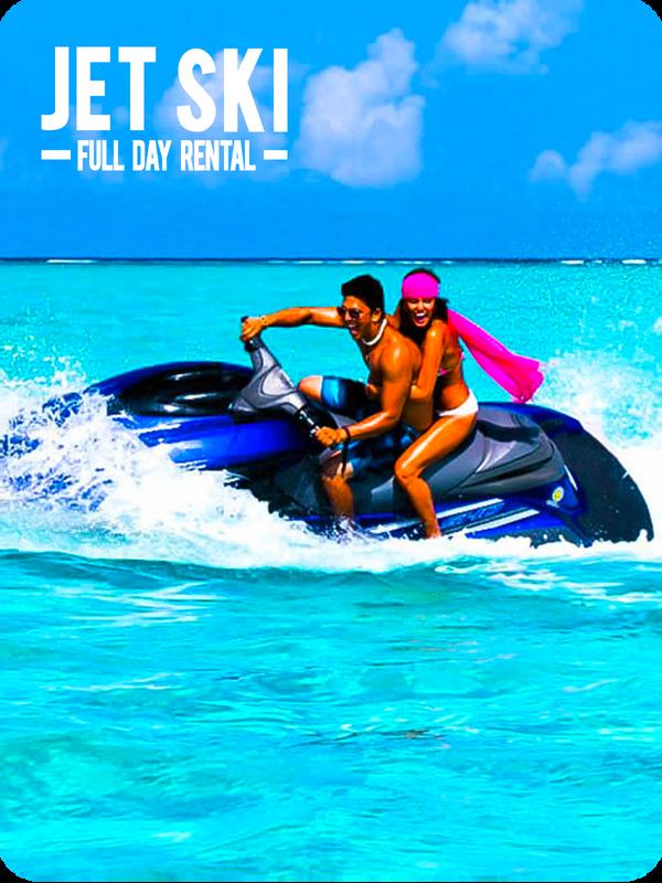 Jet Ski Rental Full Day