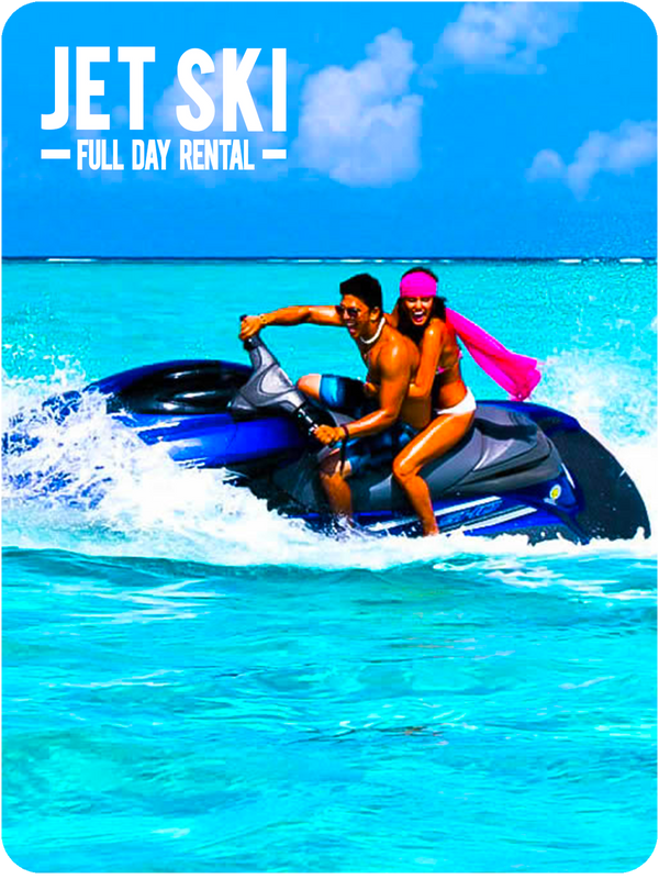 Jet Ski Rental Full Day