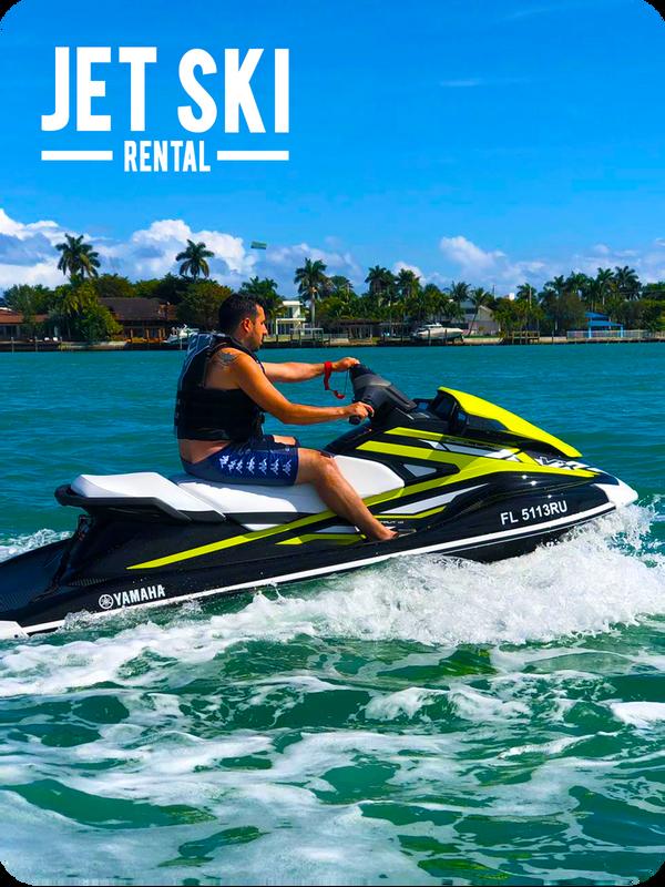 Jet Ski Rental 90 Mins.