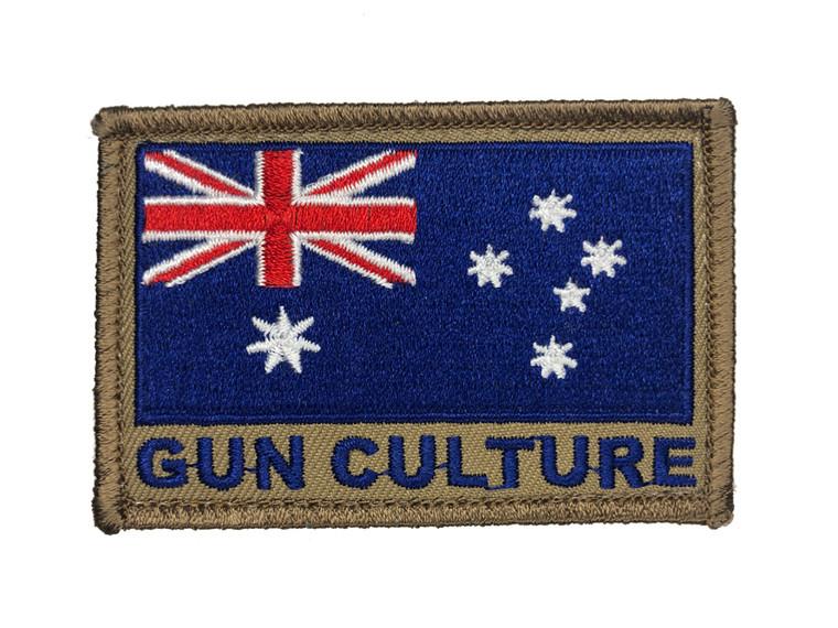 Gun Culture Patch.