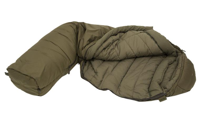 Carinthia Wilderness Sleeping Bag.