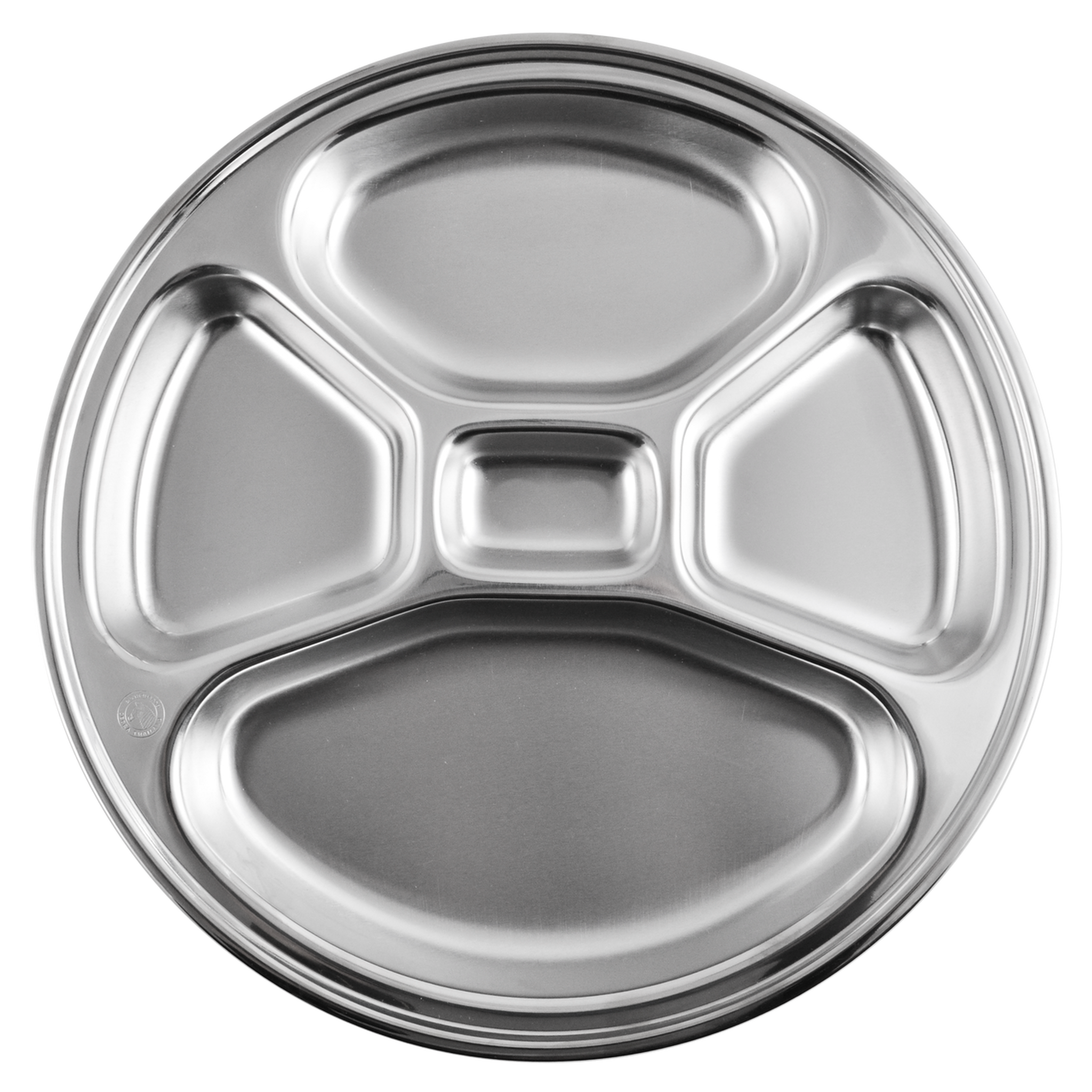 Stainless Steel Food Tray Non Plastic Products