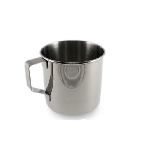 Stainless Steel Mug - 400 ml / 13 oz