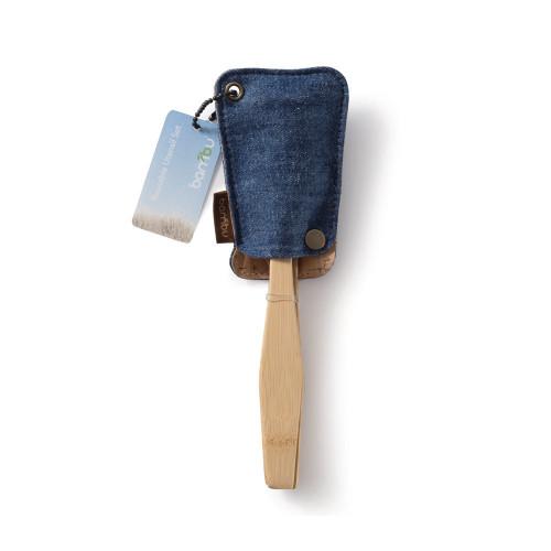 SALE - Bamboo Travel Utensil Set