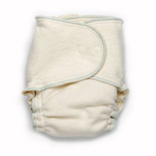 SALE - One-Size Fitted Hemp and Organic Cotton Cloth Diaper