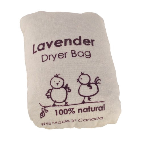 Lavender Dryer Bag