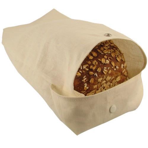 Hemp and Organic Cotton Bread Bag