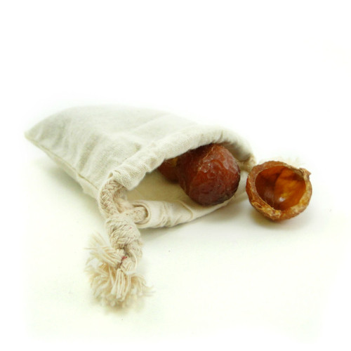 Econuts Organic Laundry Soap Nuts - Cotton bag
