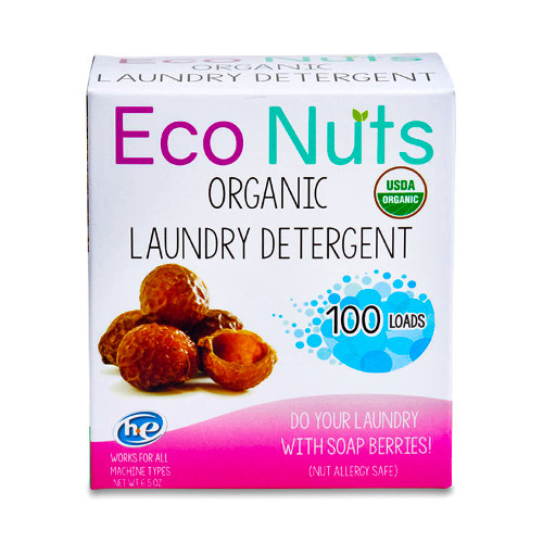 Econuts Organic Laundry Soap Nuts - Packaging