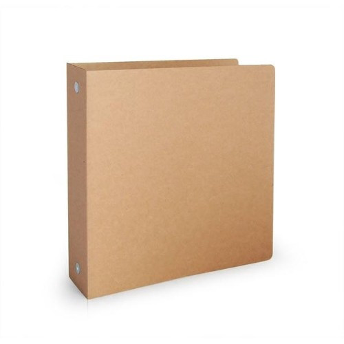 "Plastic-Free Recycled Binder 2.54 cm / 1"""