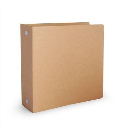 "Plastic-Free Recycled Binder 5.08 cm / 2"""