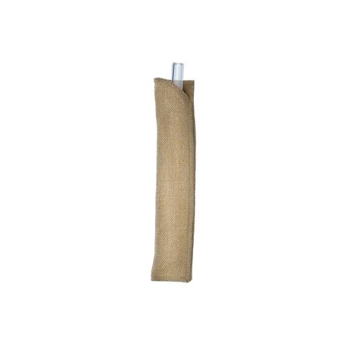"SALE - Hemp Sleeve for 6.25"" GlassDharma Straw - Shorty"