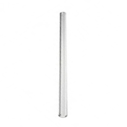 "Glass Standard Smoothie Straw - 12 mm x 8"" - Simple Elegance"