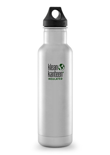 SALE - Klean Kanteen Insulated Classic with Polypropylene Loop Cap - 591 ml / 20 oz