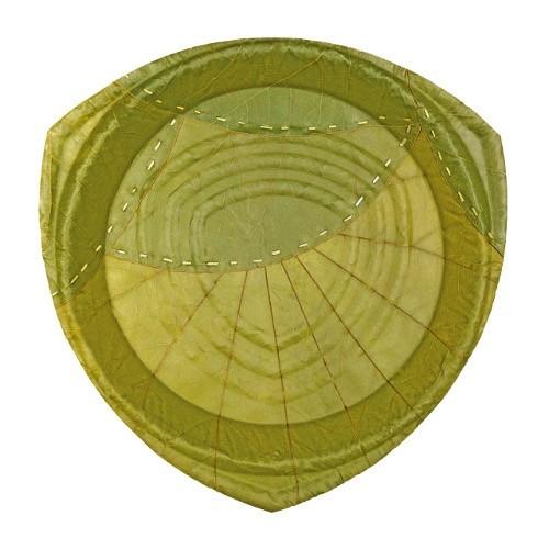 """Natural Biodegradeable Medium Leaf Plate -  21cm / 8.25"""""""