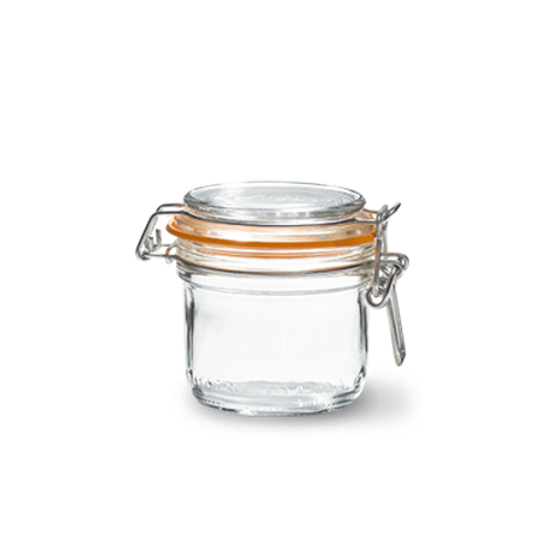 Le Parfait Glass Jar - 200 ml / 7 oz