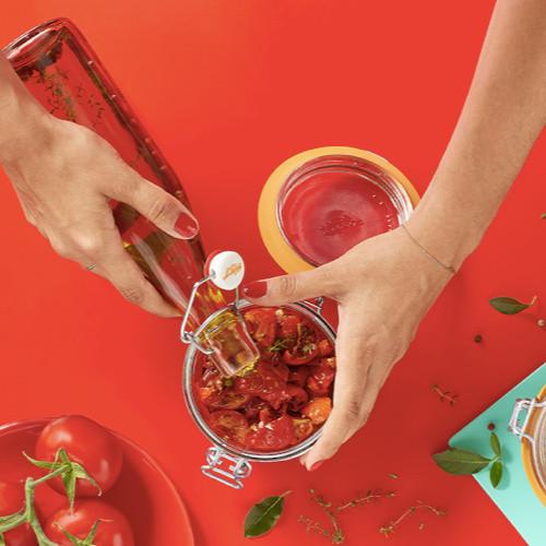 Le Parfait Glass Jar - 500 ml / 16 oz