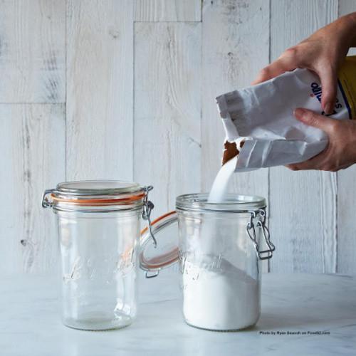 Le Parfait Glass Jar - 1000 ml / 32 oz