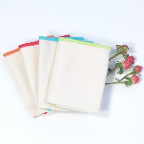 Organic Cotton Tissues-Hankies (Pack of 4)