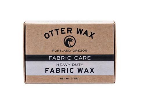 SALE - Otter Wax Heavy Duty Fabric Wax - Regular Bar