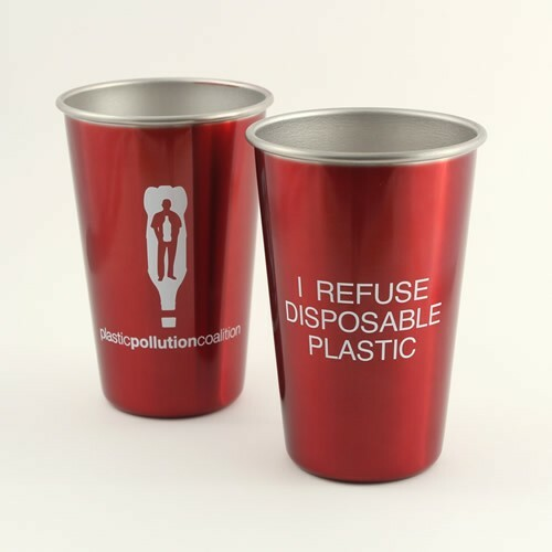 PPC Pint Cup - Stainless Steel