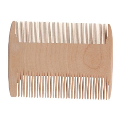 SALE - Wooden Baby and Nit Comb