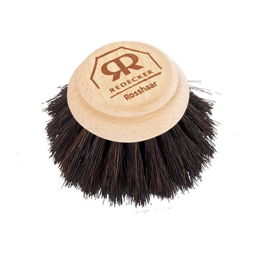 Plastic-Free Dish Washing Brush Replacement Head - Soft Bristles