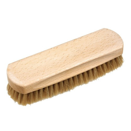 SALE - Plastic-Free Shoe Shine Brush