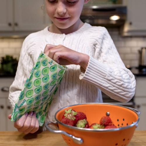 Plastic-Free BeeBagz Starter Pack kitchen