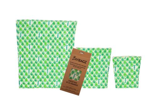 Plastic-Free BeeBagz Starter Pack