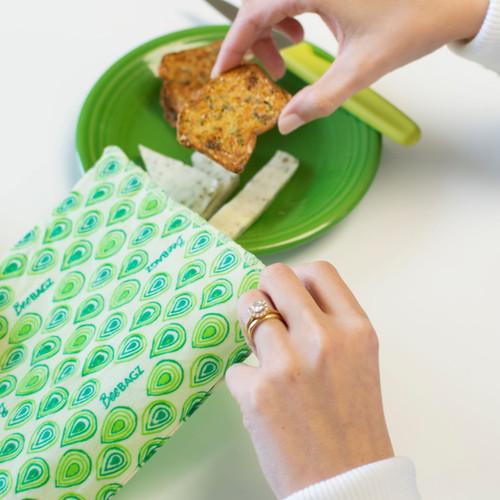 Plastic-Free BeeBagz Starter Pack snacks