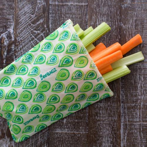 Plastic-Free BeeBagz Starter Pack carrots