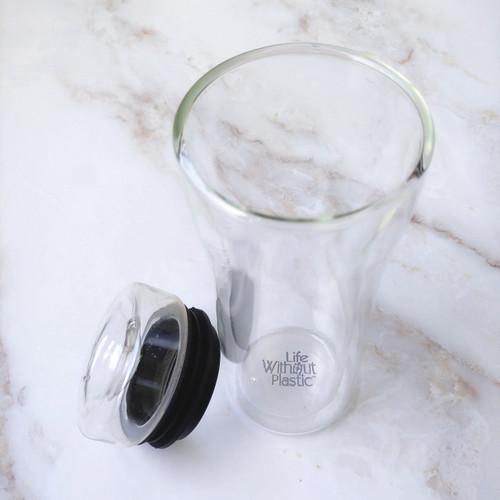 Reusable Glass mug