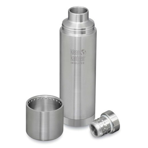 Stainless Steel Thermal Insulated Bottle TK Pro - 32oz / 946 ml - Plastic-free