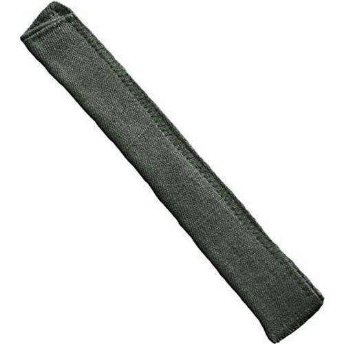 "SALE - Hemp Sleeve for 8"" or 9"" GlassDharma Straw - Standard (Green)"